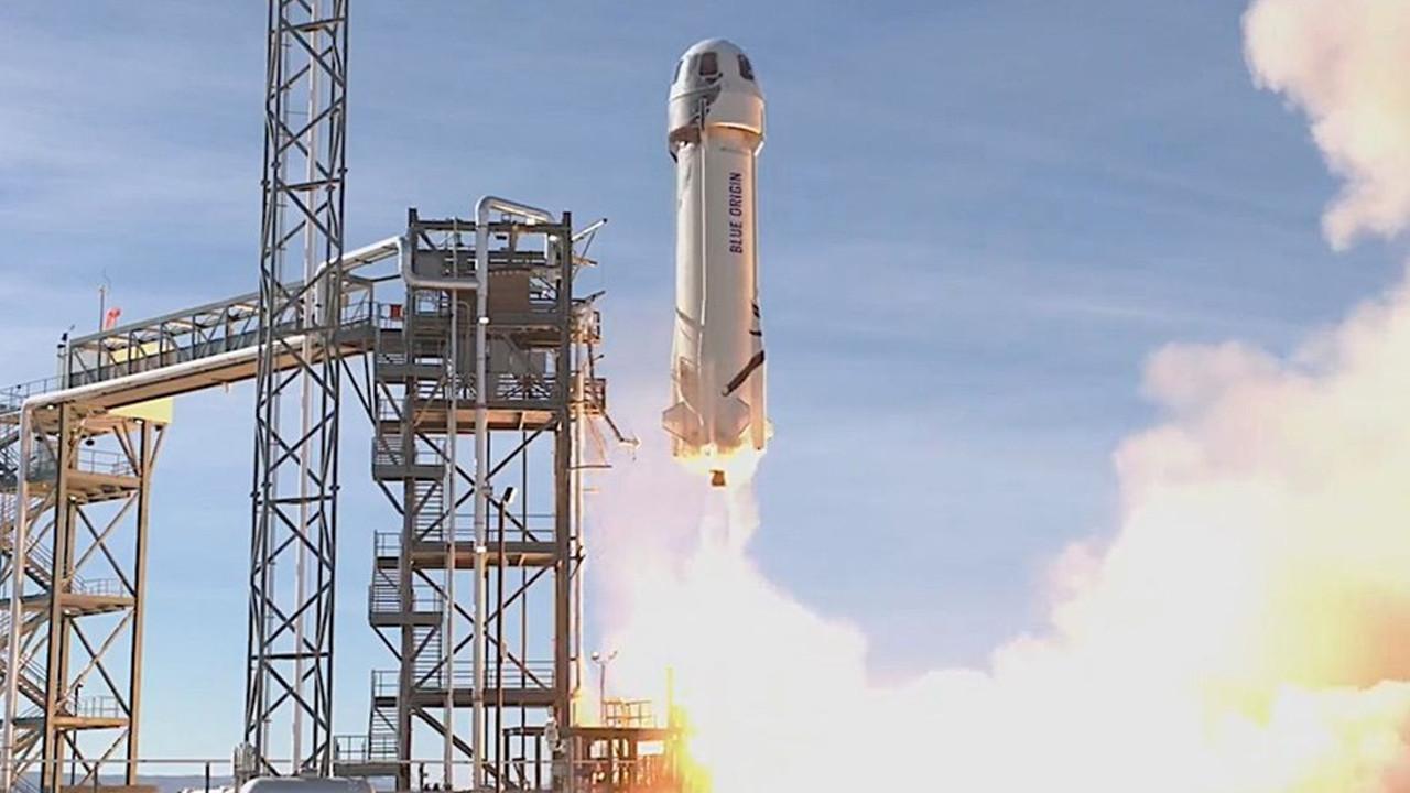 Tam bir servet: Uzaya gitmek için verilen en yüksek teklif açıklandı