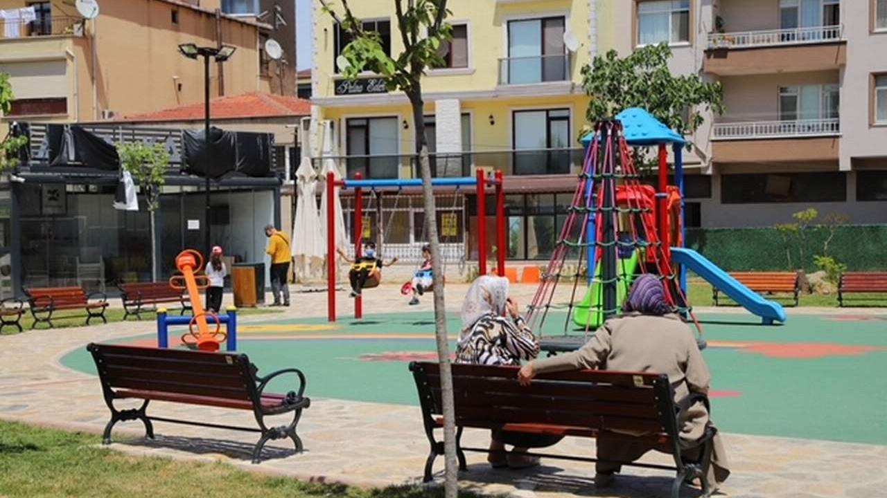 Kartal'ın yenilenen parkları yeniden vatandaşların hizmetinde