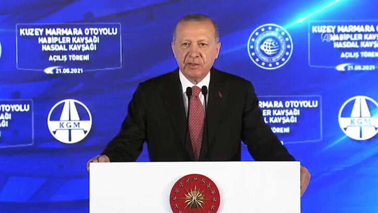 Erdoğan: Yakında Meclis'e sunacağız