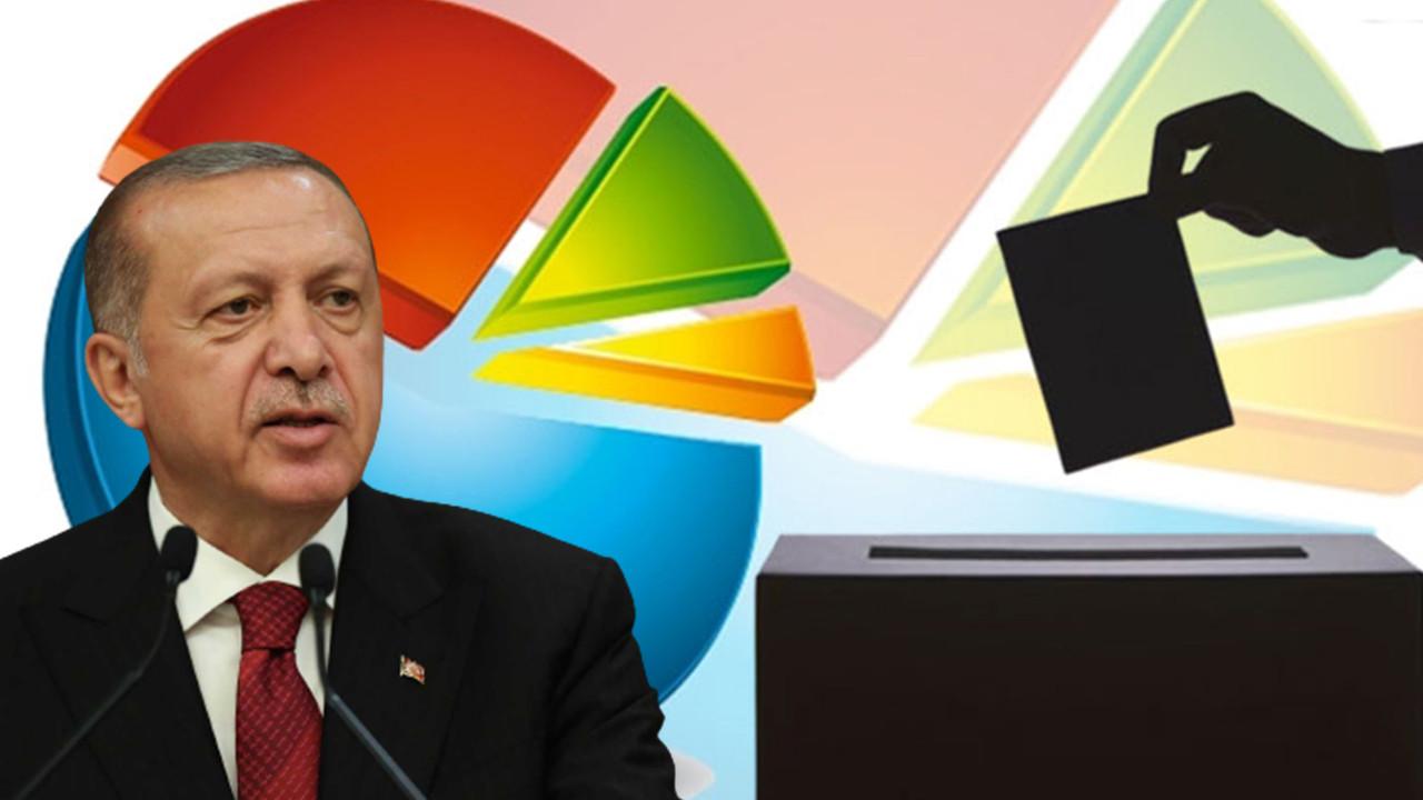 MetroPOLL'den bomba seçim anketi: İki rakibi Erdoğan'a fark attı
