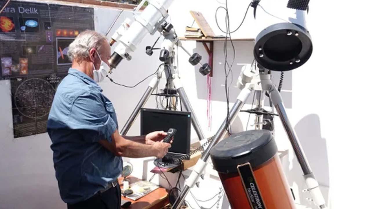 Televizyon tamircisinin uzay merakı 20 milyon dolara mal oldu