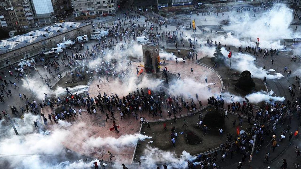 Gezi Parkı davasında Osman Kavala için karar verildi