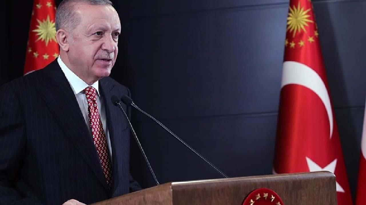 Cumhurbaşkanı Erdoğan aşılanan kişi sayısını açıkladı