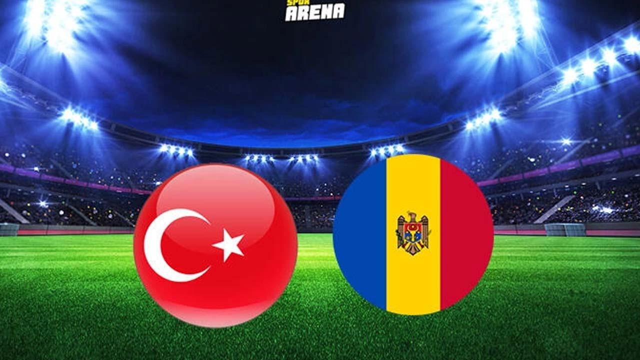 Türkiye Moldova milli maçı ne zaman? İşte detaylar...