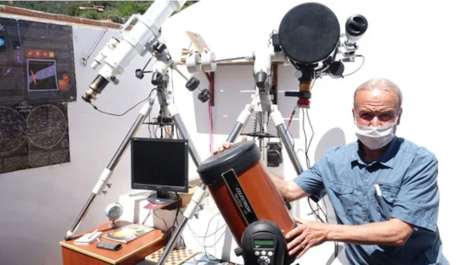 Televizyon tamircisinin uzay merakı 20 milyon dolara mal oldu - Resim: 2