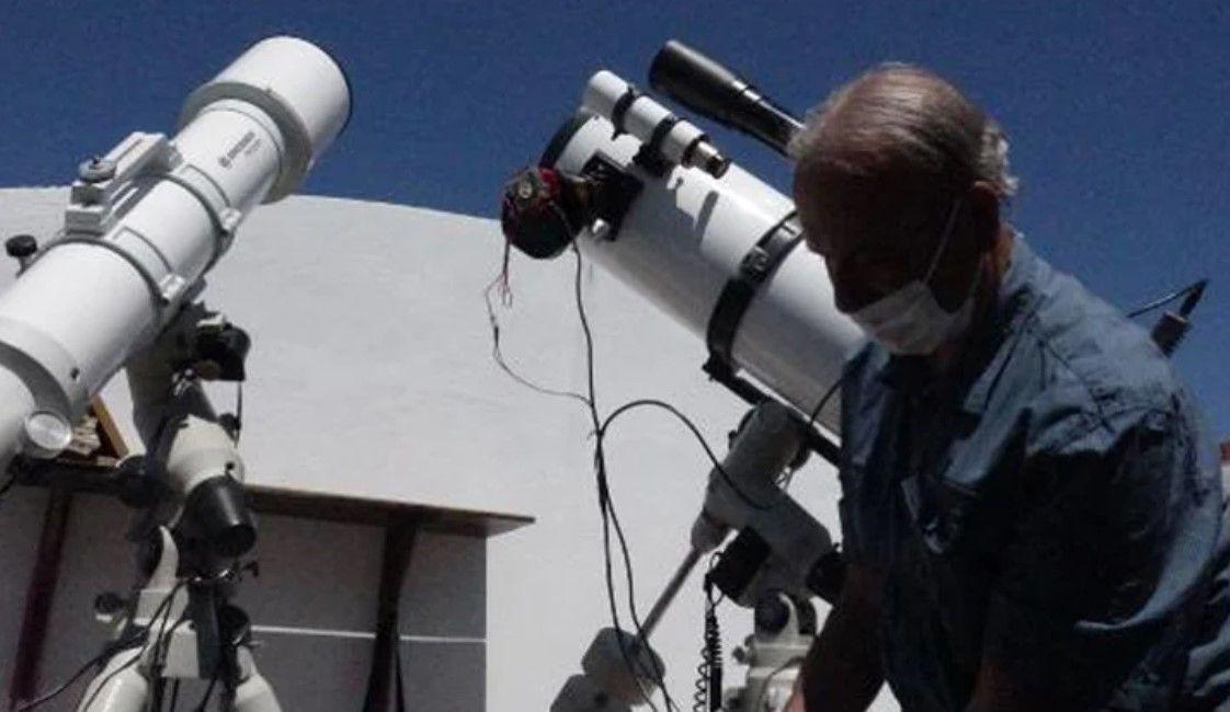 Televizyon tamircisinin uzay merakı 20 milyon dolara mal oldu - Resim: 1