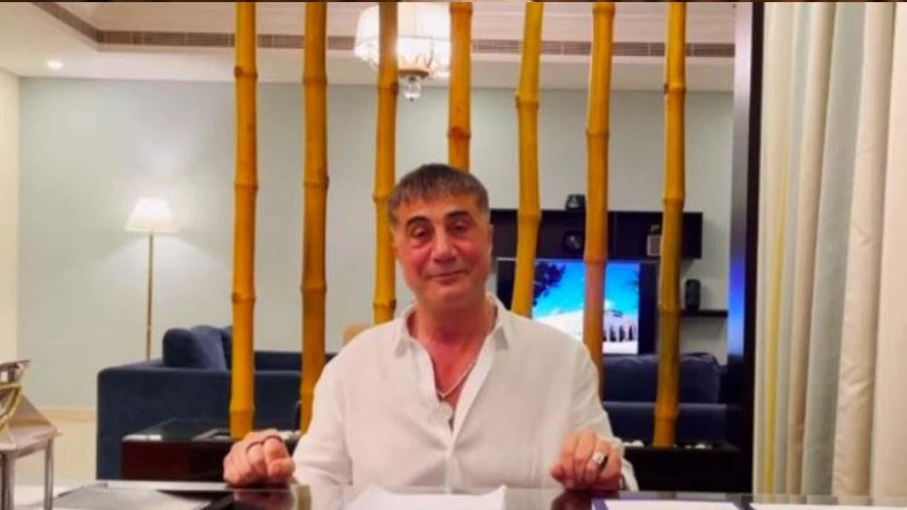 Dikkat çeken Sedat Peker iddiası: Dubai'de değilmiş