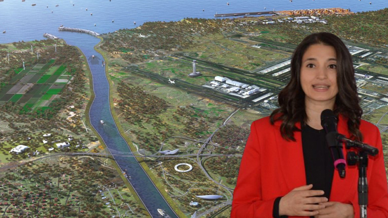 AK Partili vekil Kanal İstanbul'u Filistin'e bağladı