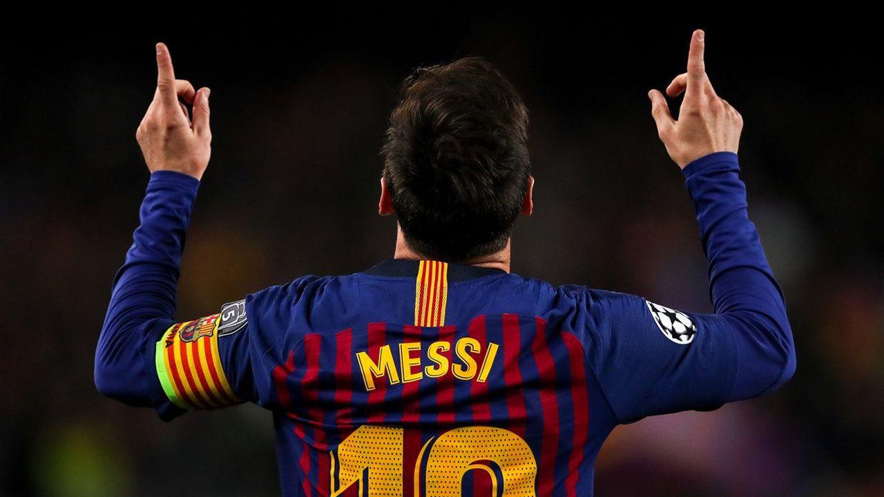 Lionel Messi'den Barcelona kararı