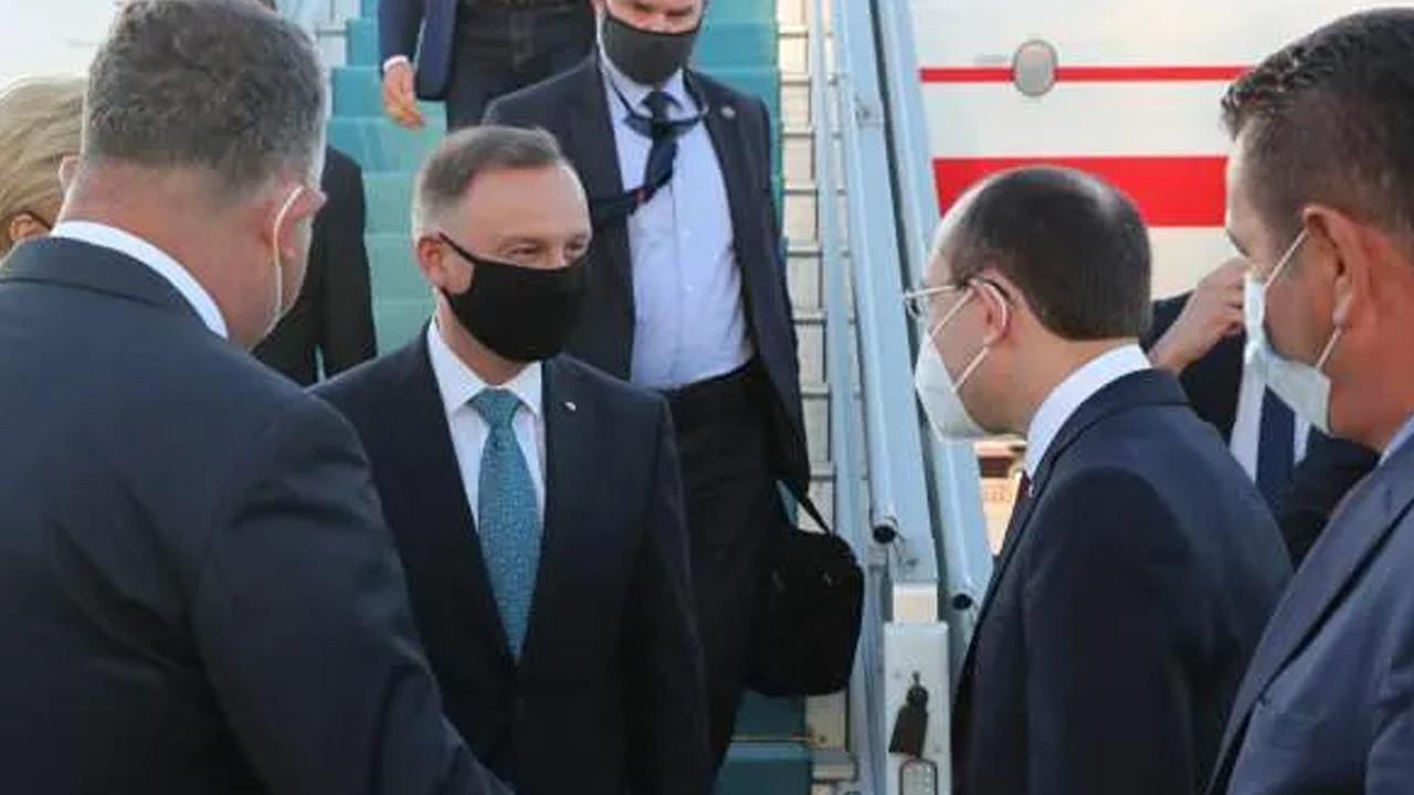 Polonya Cumhurbaşkanı SİHA alımı için Türkiye'de