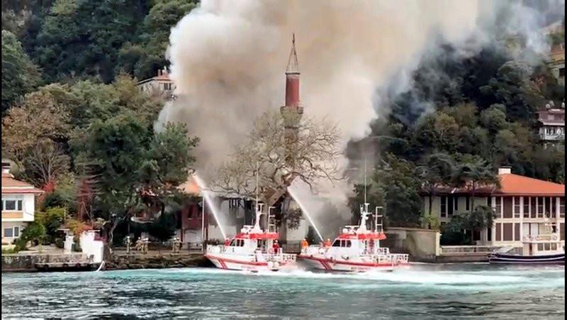 İşte tarihi Vaniköy Camii'nin son hali