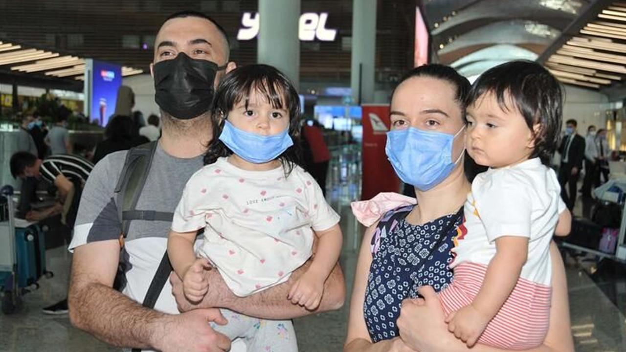 Salgın yüzünden mahsur kalmışlardı... Bir yıl sonra ülkelerine dönüyorlar