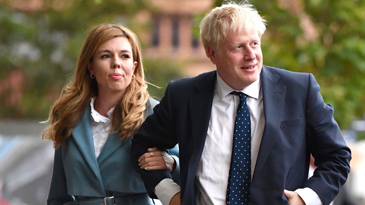 Boris Johnson evleniyor