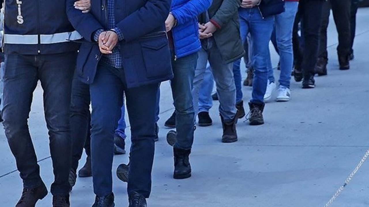 Terör operasyonunda HDP'li yöneticilerinde aralarında olduğu 29 kişi gözaltına alındı