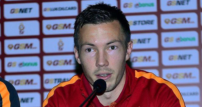 Galatasaray'dan Martin Linnes kararı