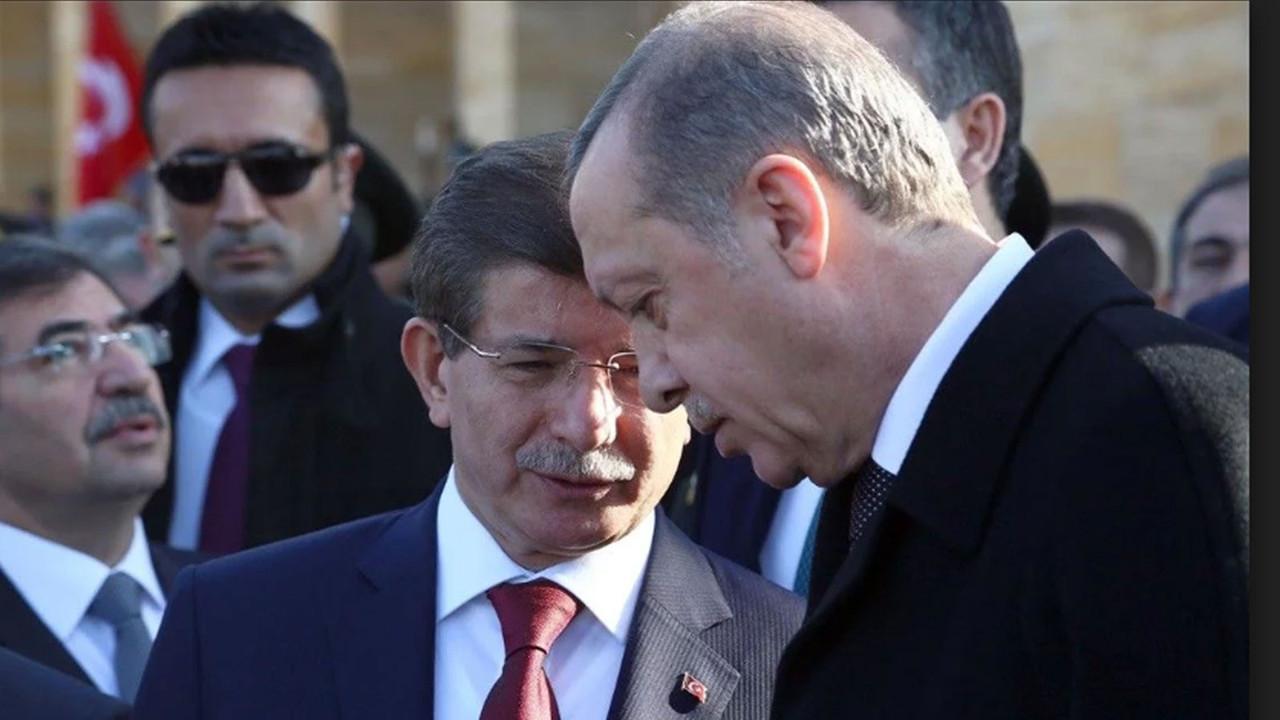 Erdoğan ve Davutoğlu hakkında suç duyurusu