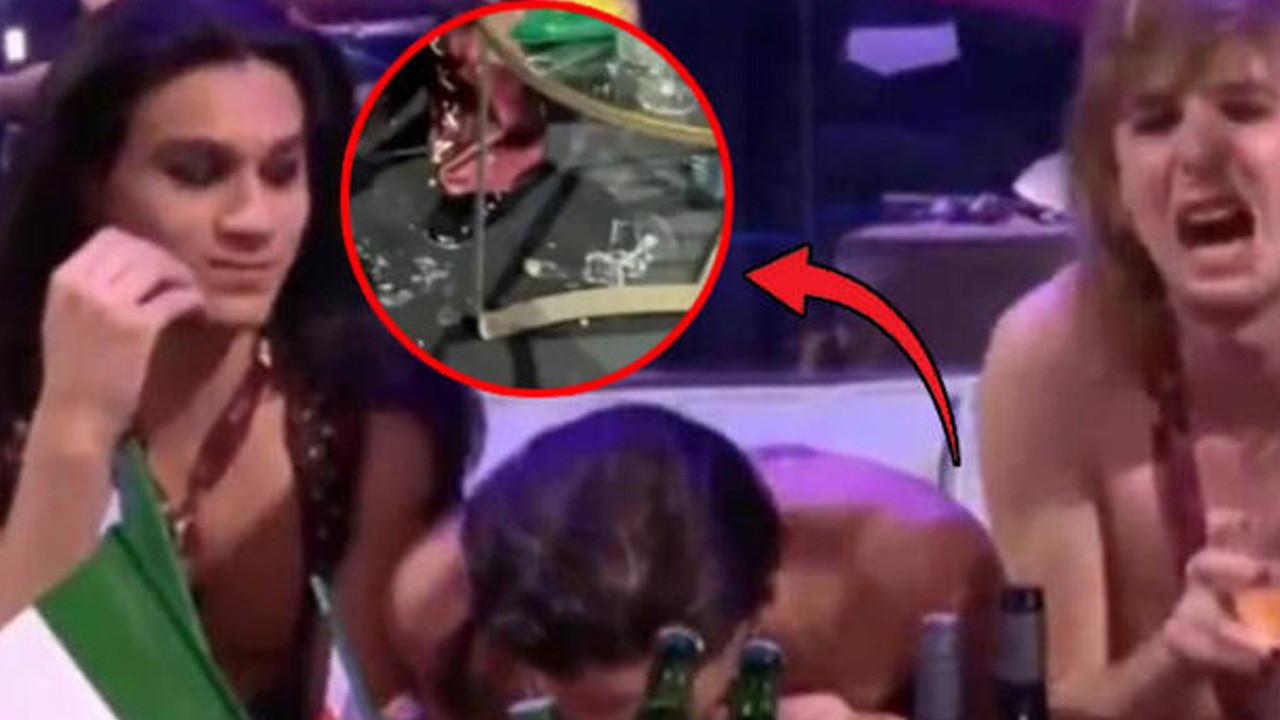 Eurovision'da yaşanan ''uyuşturucu'' skandalında yeni gelişme: İlk değilmiş