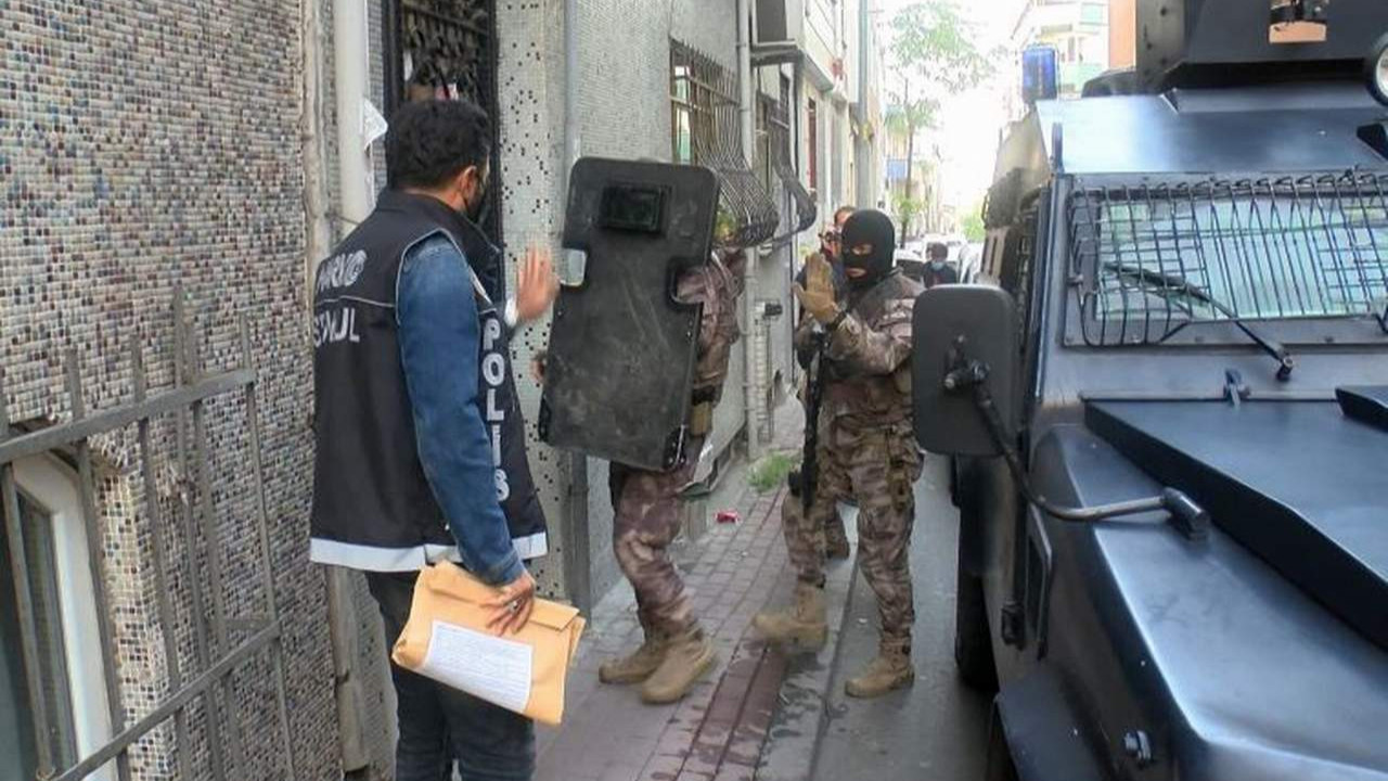 Türkiye genelinde uyuşturucu operasyonu: Çok sayıda gözaltı var