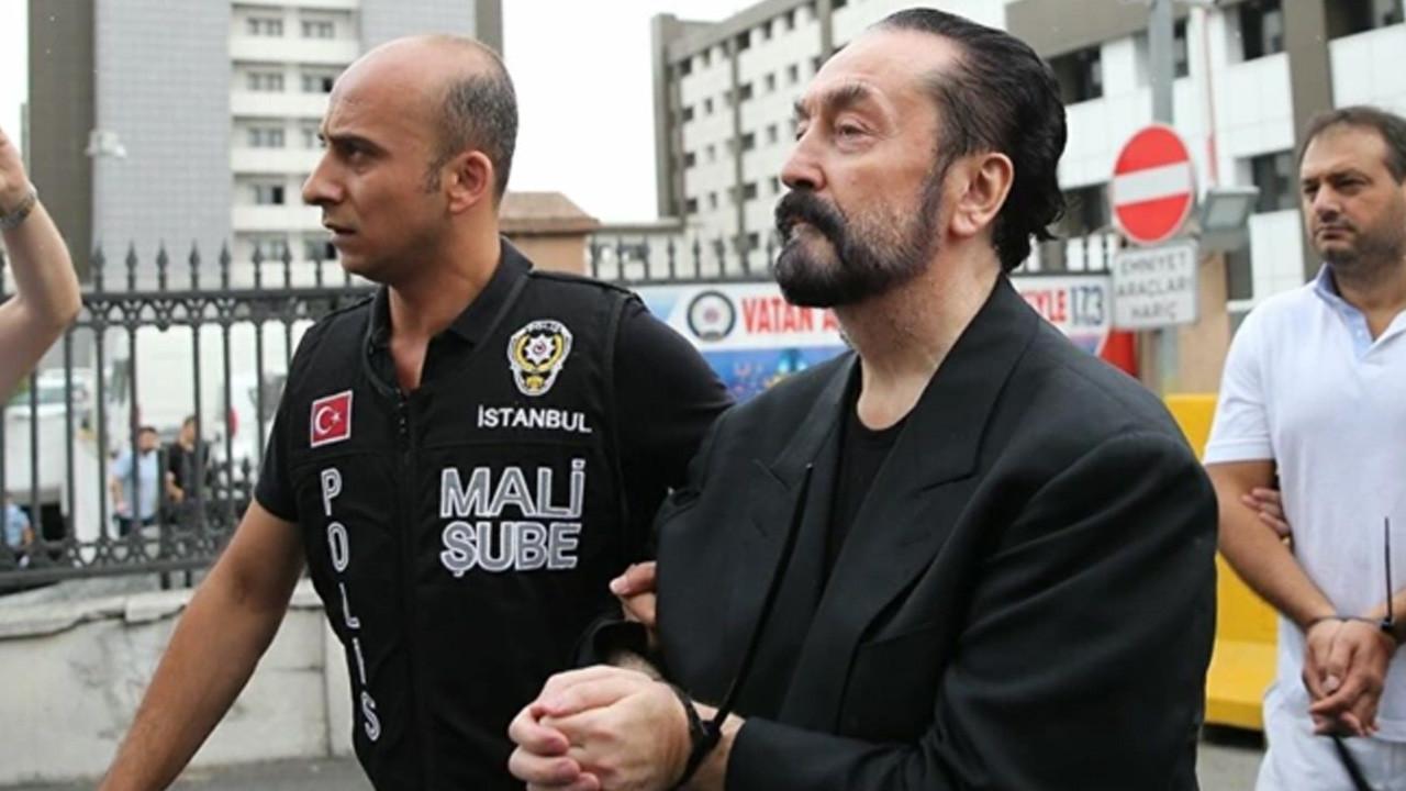 Adalet Bakanlığı'ndan Adnan Oktar açıklaması