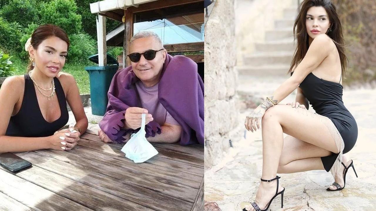 Mehmet Ali Erbil'in genç sevgilisi Instagram paylaşımları ile büyüledi