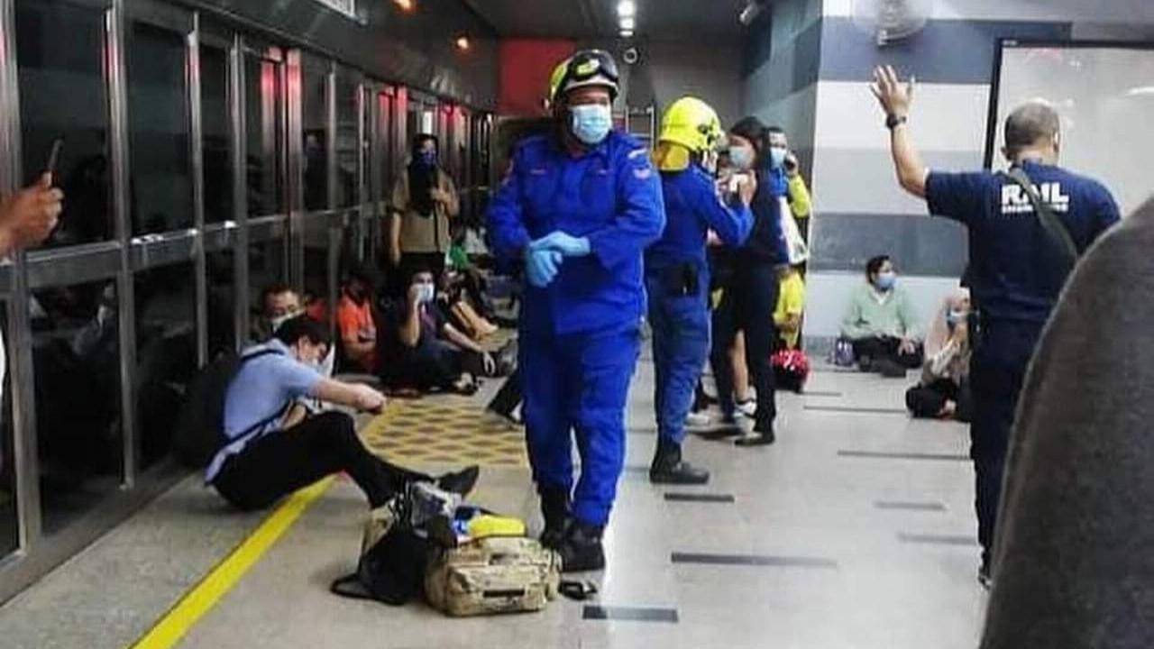 Metro trenleri çarpıştı: 213 yaralı