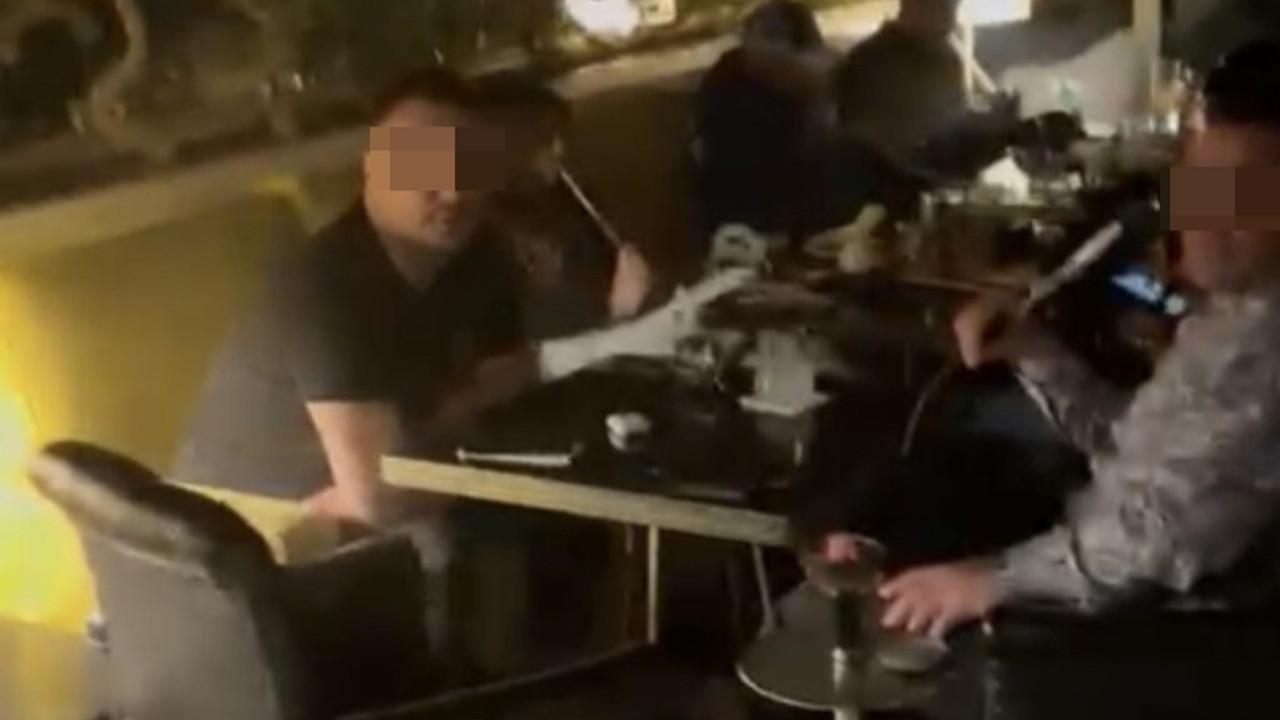 İstanbul'un göbeğinde şok koronavirüs baskını! Pes dedirten görüntüler