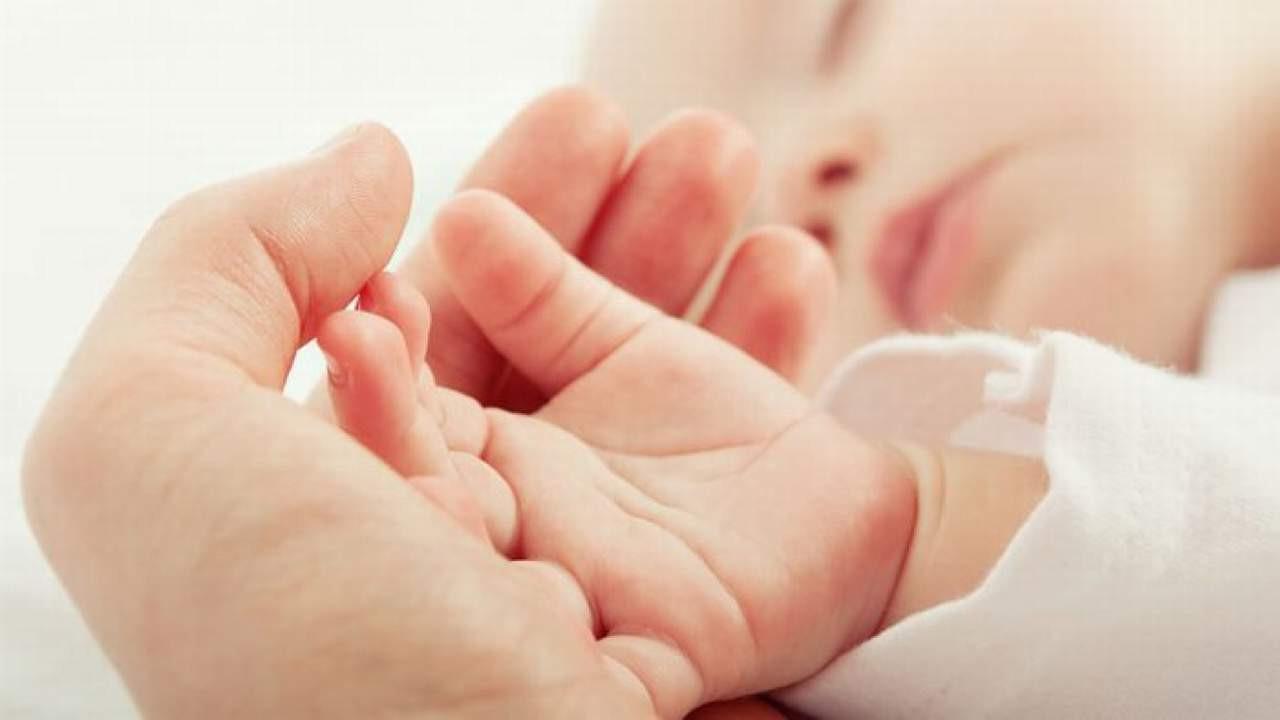 Bebeğinizle ten tene temas kurun
