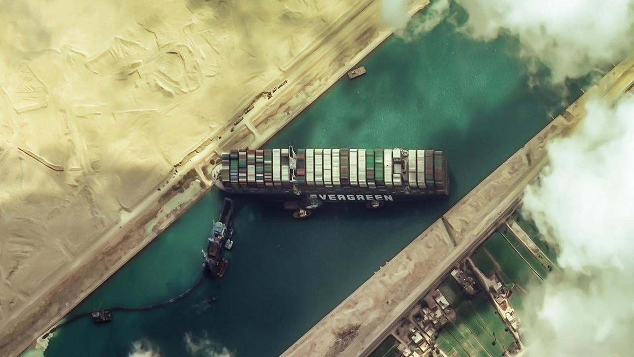 Mısır, Süveyş Kanalı krizi için istediği tazminatı düşürdü