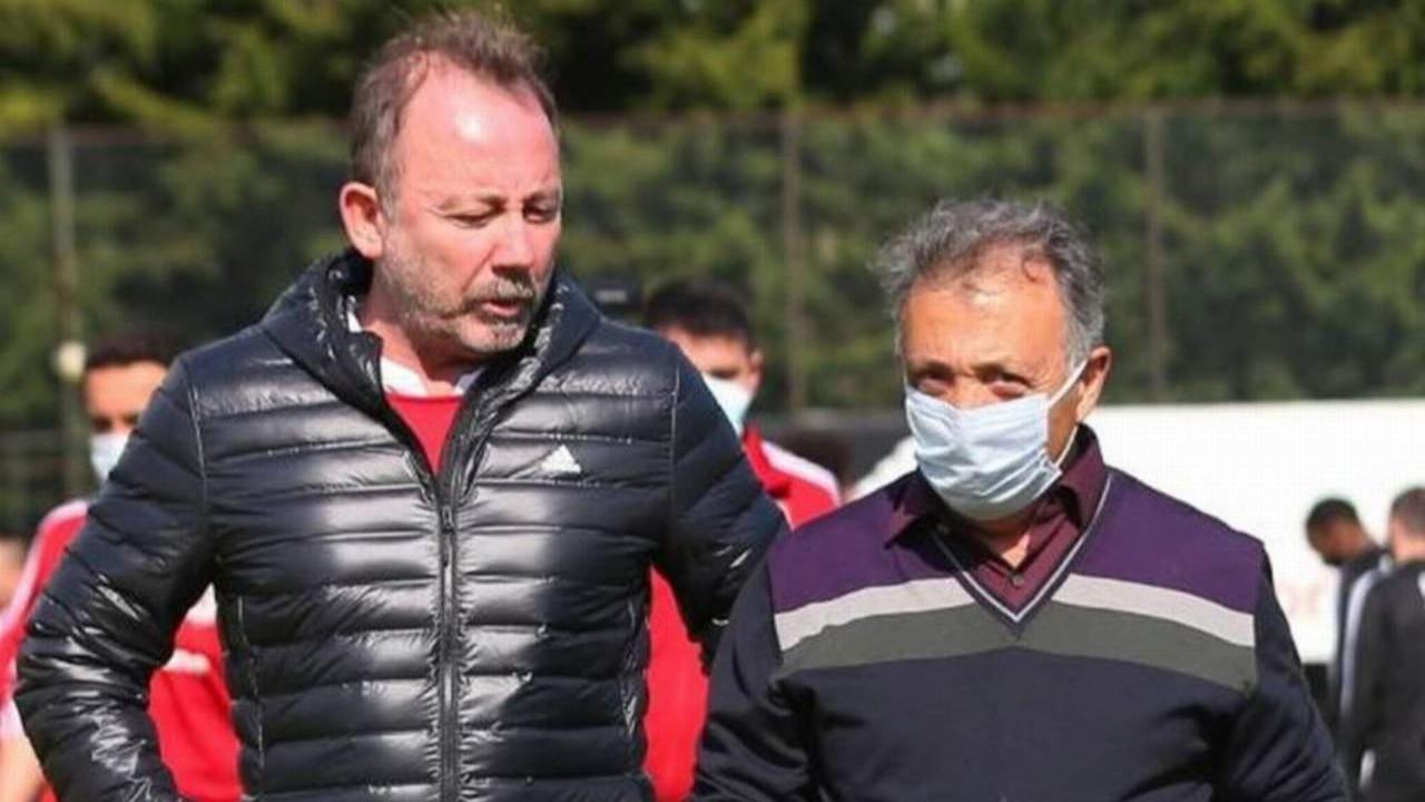 Sergen Yalçın'dan çifte kupa sonrası olay sözler: ''Yönetime yalvardım''