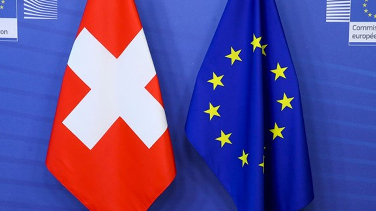 İsviçre, AB görüşmelerinde masadan kalktı