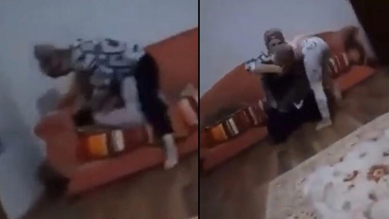 8 yaşındaki kızını dövmüştü: Tahliye olunca bakın ne yaptı?