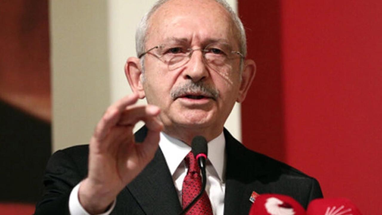 Kılıçdaroğlu'ndan ''erken seçim'' çağrısı