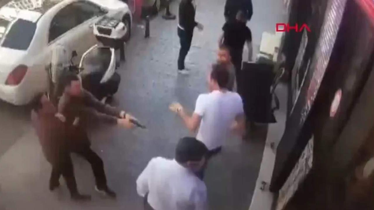 İstanbul'da polis yelekli soygun girişimi
