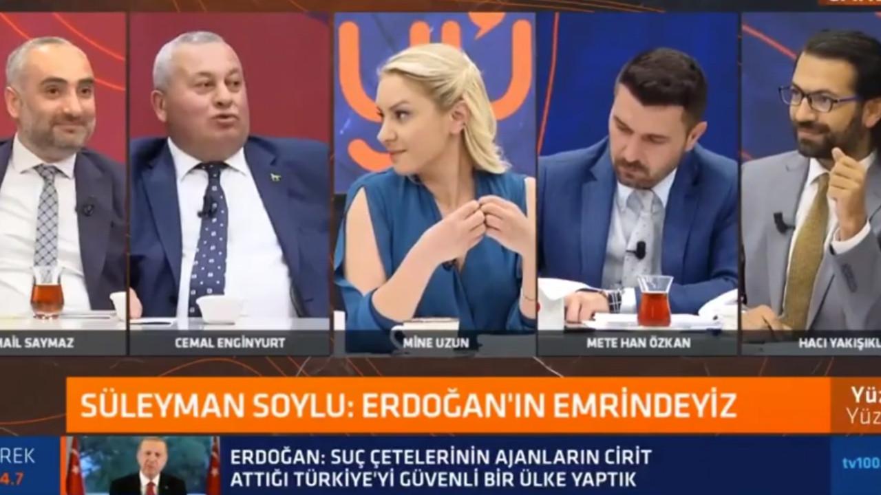 Cemal Enginyurt canlı yayında ''Ak Türkçe'' dedi, sosyal medya yıkıldı