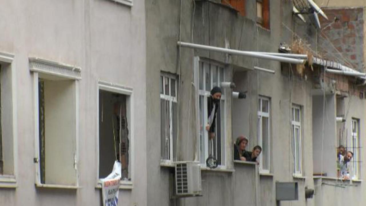 İstanbul'da gergin anlar... Belediye başkanı devreye girdi