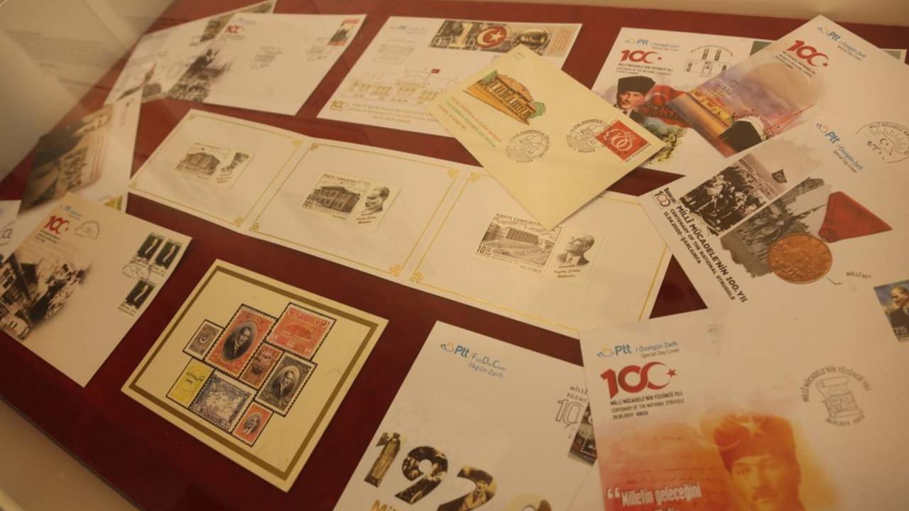Küçükçekmece'de Milli Mücadele kartpostalları ve afişleri sergisi
