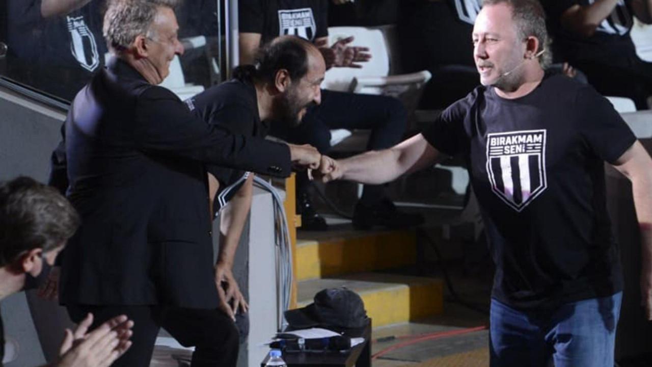 Beşiktaş Başkanı Çebi'den dikkat çeken Sergen Yalçın açıklaması