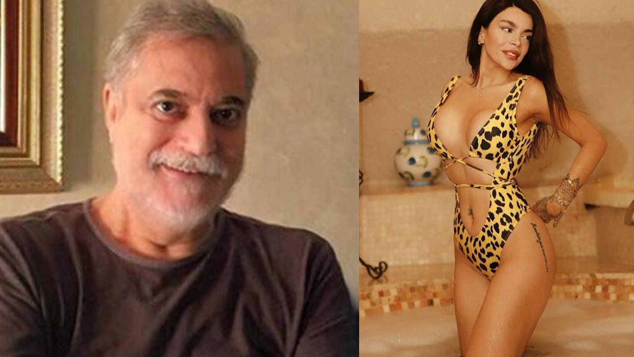 Mehmet Ali Erbil'in kendinden 36 yaş küçük aşkıyla ilgili dikkat çeken yorum