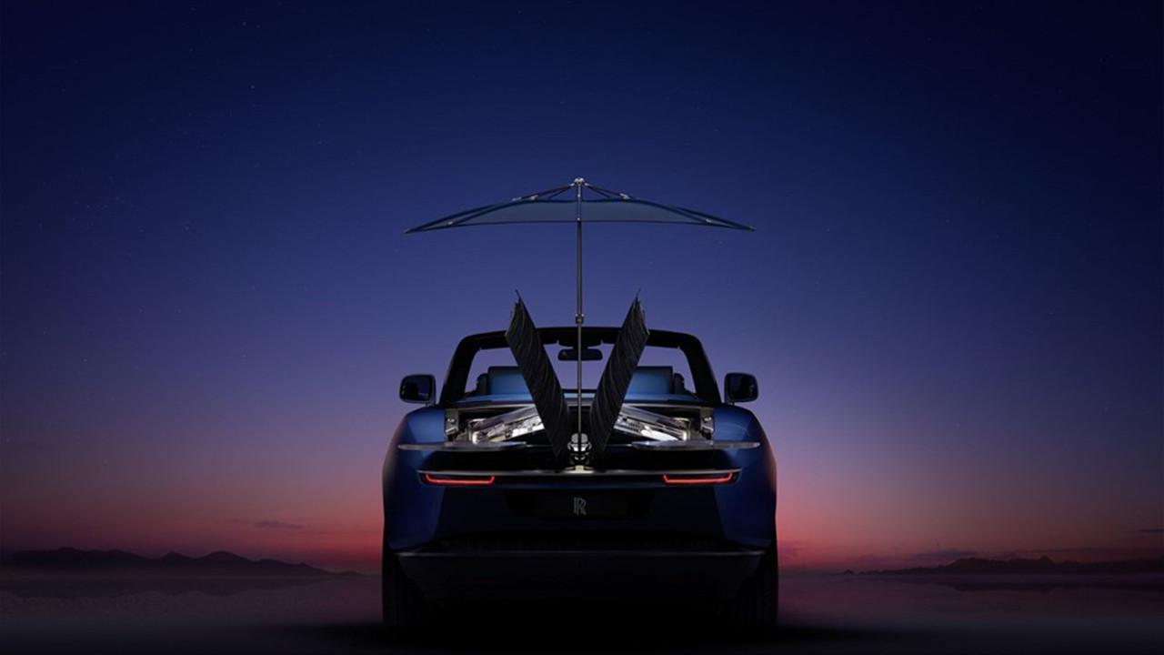 Dünyanın en pahalı otomobili tanıtıldı: Sadece 3 adet üretildi