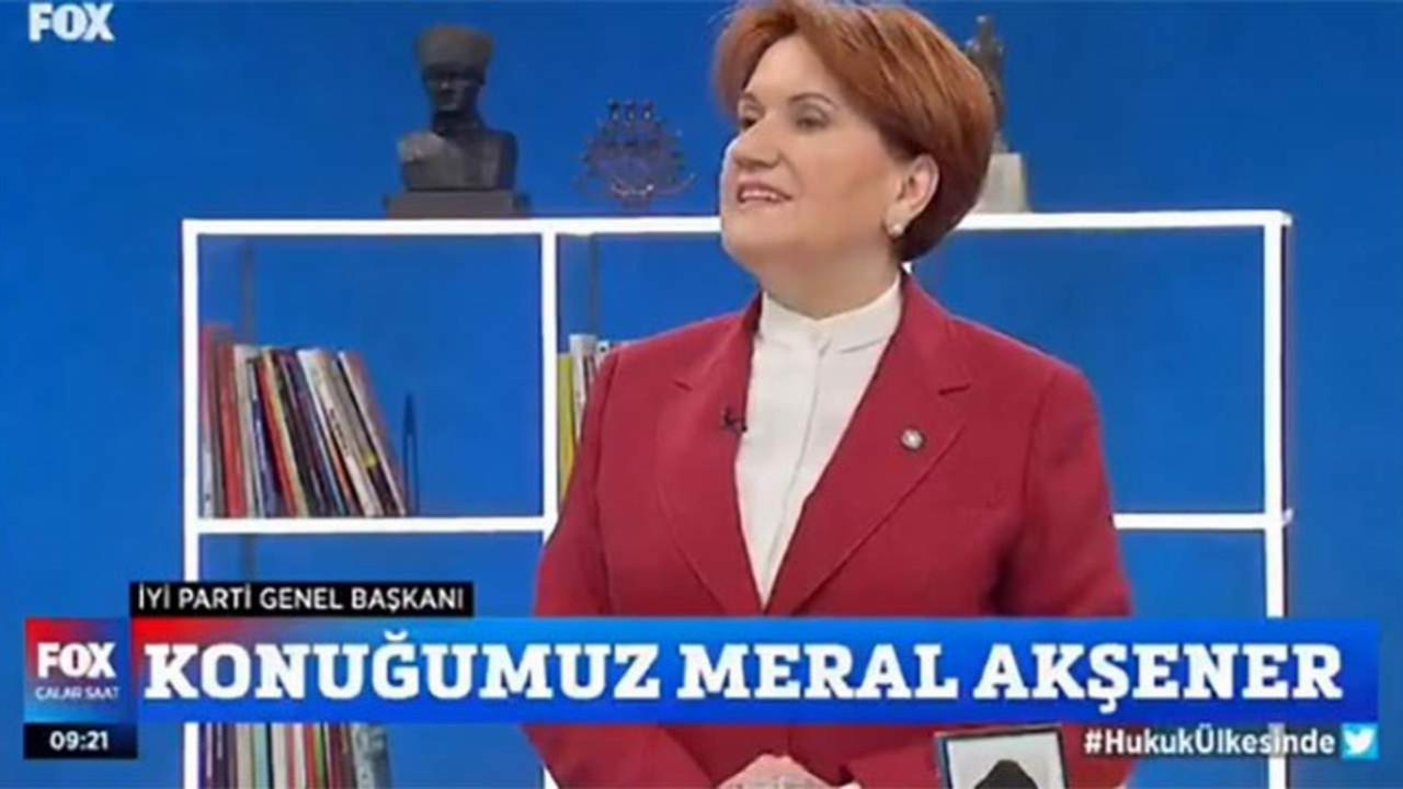 Akşener'den Erdoğan'a ''Daha neler olacak neler'' yanıtı