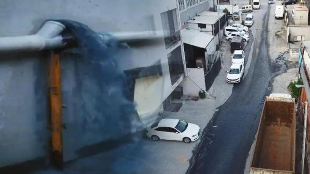 Yer: İstanbul... Sokakları ''mavi su'' bastı, köpekler telef oldu
