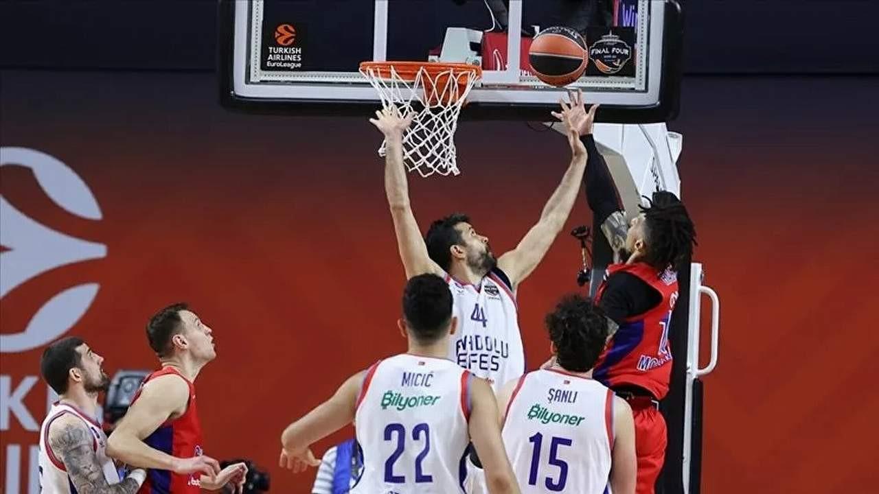 Anadolu Efes-Barcelona maçı için müjdeli haber