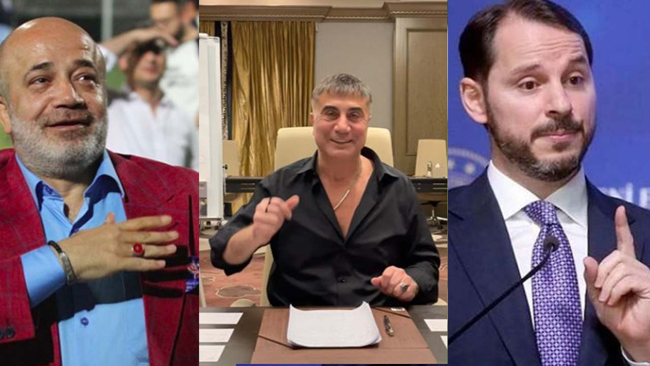 Sedat Peker'in ''Berat Albayrak'' iddiasına Murat Sancak'tan yanıt gecikmedi