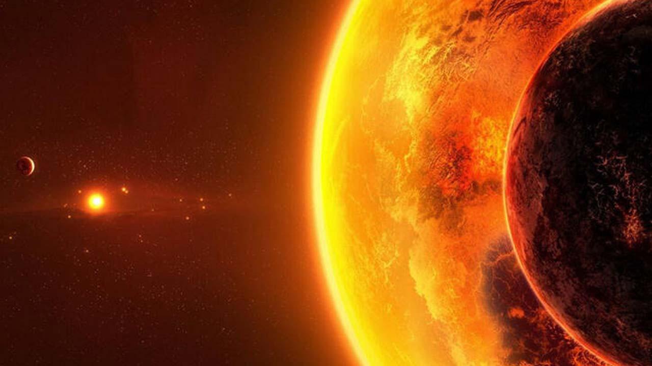 Dünyanın sonu mu geliyor? Bilim insanları Güneş'in söneceği tarihi açıkladı