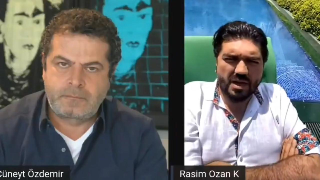 Cüneyt Özdemir ile Rasim Ozan Kütahyalı tarihe geçti