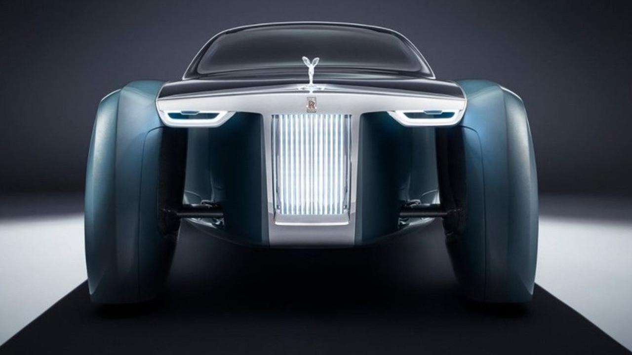 Tasarım harikası: Rolls-Royce, ilk elektrikli otomobilinin ismini açıkladı