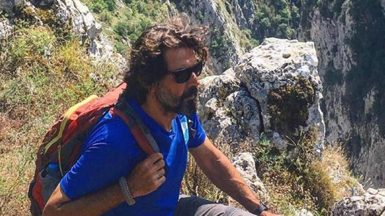 Antalya'da kamp kuran adam 8 gündür kayıp