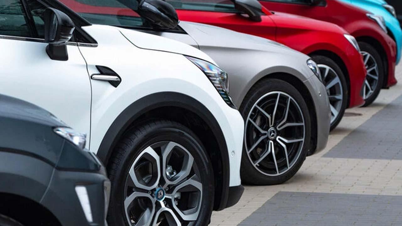 TÜİK açıkladı: Araç sayısında rekor artış