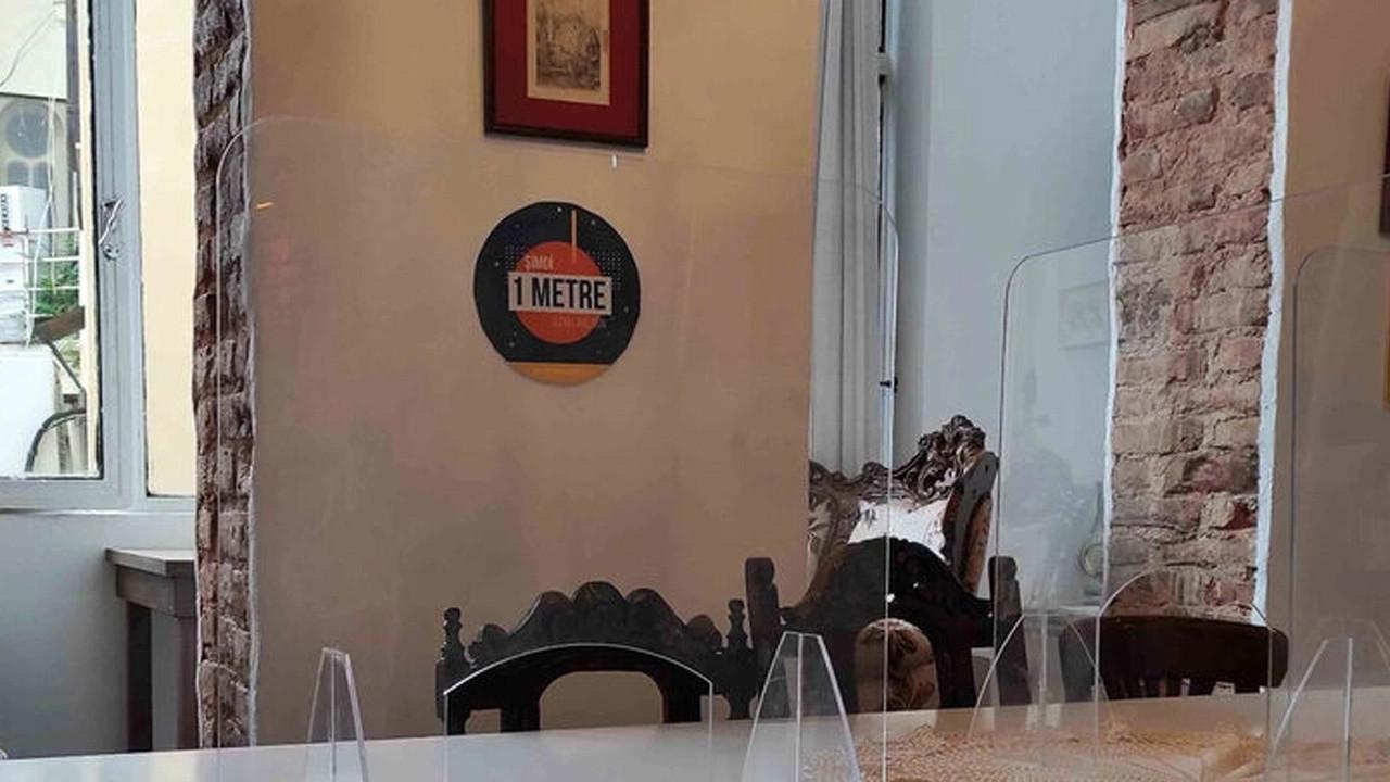 Kafe, lokanta ve restoranlarda 1 Haziran öncesi normalleşme hazırlığı