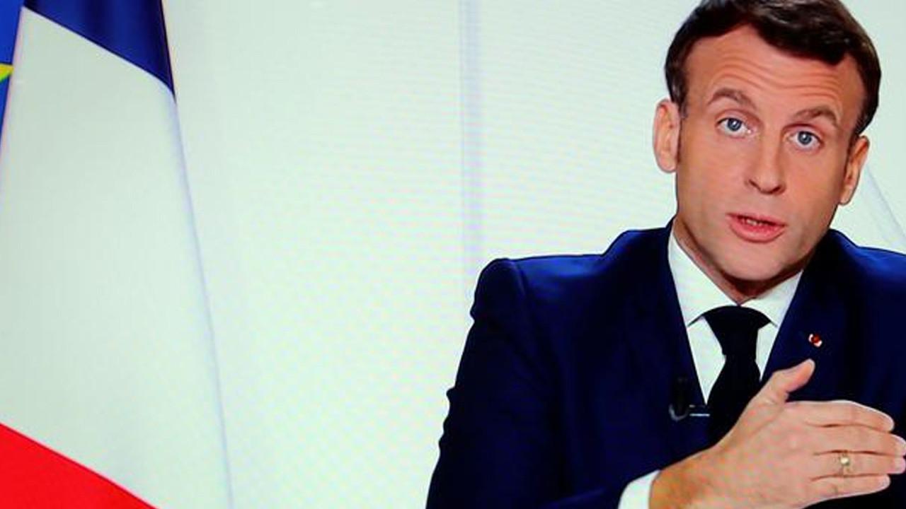 Macron'dan ABD'nin AB yetkilileri hakkında casusluk yapması hakkında açıklama